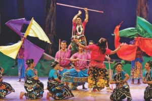 Nrityanchal Dance Group performing in Dance Drama Mohua (1)