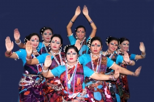 Nrityanchal Dance Group performing in Dance Drama Mohua (2)