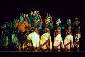 Nrityanchal Dance Group performing in Rai Krishna Padabali (3)