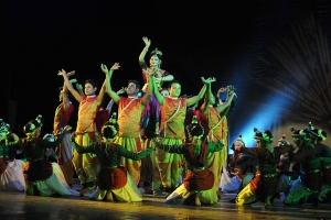 Nrityanchal Dance Group performing in Rai Krishna Padabali (4)