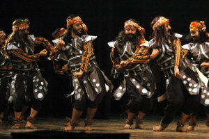 Nrityanchal Dance Group performing in Valmiki Protibha (3)