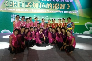 Xinjiang International Dance Festival 2015 in China (2)