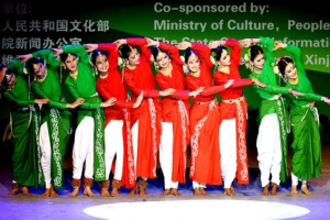 Xinjiang International Dance Festival 2015 in China (8)