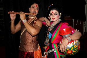 Nipa and Shibli Performing in Dance Drama Mohua (2)