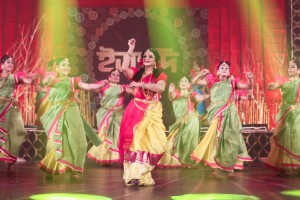 Nipa and Nrityanchal Performing on Television Magazine Program Ittadi