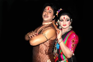 Nipa and Shibli Performing in Dance Drama Mohua (4)